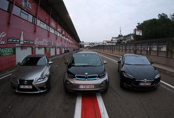 BMW, Lexus en Tesla winnen Clean Car of the Year 2014 #1