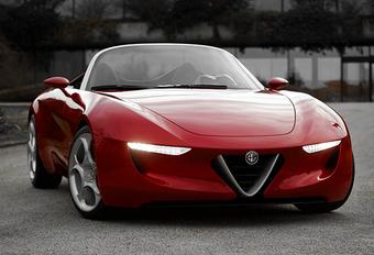 Mazda MX-5 vormt basis voor Abarth Barchetta of Fiat Spider, niet voor Alfa Spider #1
