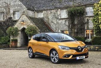 Saloncondities Renault - Autosalon 2017 #1