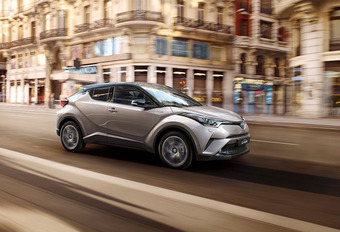 Saloncondities Toyota 2017 #1