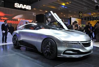 Spyker-Youngman gebruikt oud Saab-platform #1