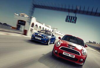 Mini Coupé et Roadster : clap de fin #1