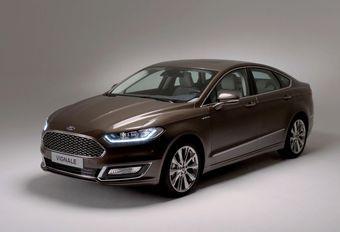 Ford Vignale Mondeo : 1er modèle de la signature haut de gamme #1