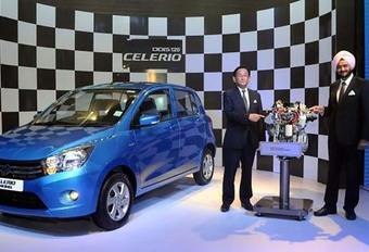 Suzuki produit le premier Diesel de son histoire #1