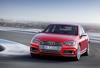 Audi S4 et S4 Avant 2016 : adieu compresseur, bonjour turbo #1