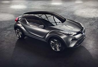 Toyota C-HR définitif à Genève ? #1