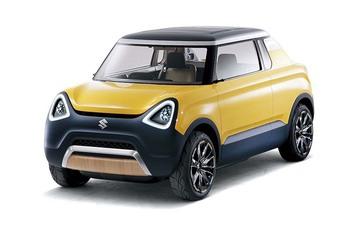 Suzuki Mighty Deck : pick-up, sauce mini #1