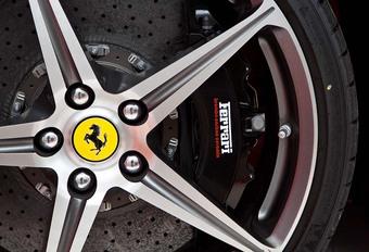 Ferrari Dino : prévue pour 2018 avec un V6 biturbo #1