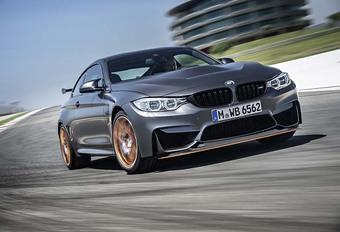 BMW M4 GTS: circuitmonster #1