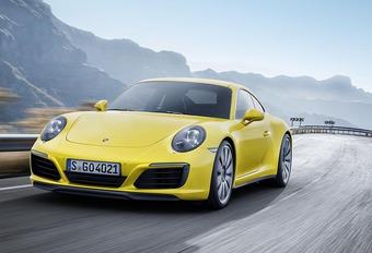 Porsche 911 (991) Targa 4 en Carrera 4 facelift #1