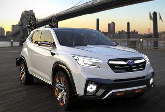 Subaru Viziv Future Concept #1