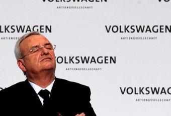 Volkswagen: Martin Winterkorn bekleedt nog altijd 4 sleutelfuncties #1