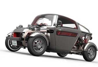 Toyota Kikai: als een kleine buggy… #1