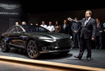 Aston Martin : une relance, mais avec des pertes d'emplois #1