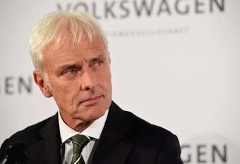 Affaire VW : pas d'annulation de projets, juste du retard #1