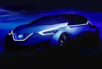 Nissan: een conceptcar als voorbode van de volgende Leaf #1