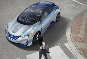 Nissan IDS Concept: de toekomstige autonome Leaf #1