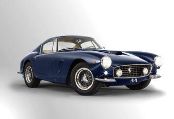 Grosses enchères en vue en février avec 2 Ferrari #1