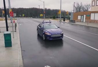 Ford : des tests grandeur nature pour les voitures autonomes #1