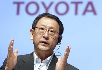 Lexus doit être « cool et émotionnel » selon Toyoda #1