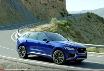 Jaguar F-Pace : sous tous les angles #1