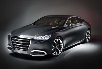 Genesis : la BMW Série 3 comme cible #1