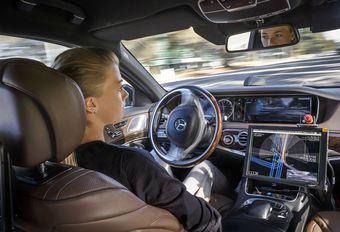 Interview | Voitures autonomes : que prépare Mercedes ? #1