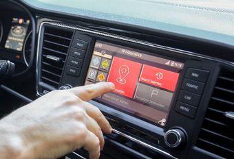 Parkfinder: een app van Seat om je parkeerplaats te vinden #1