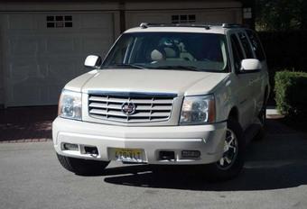 Le Cadillac Escalade ESV de Tony Soprano adjugé 120.000 $ #1
