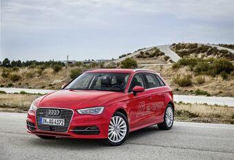 Audi overweegt elektrische ondersteuning voor zijn benzinemotoren #1