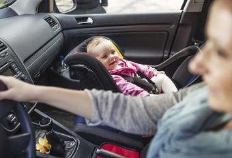 Sièges enfant : une négligence surtout parentale #1