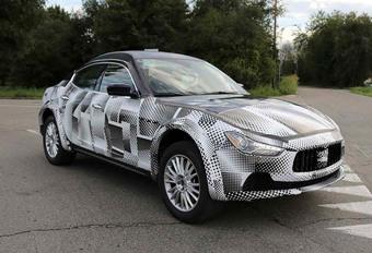 Maserati : le SUV Levante sera déterminant pour l'avenir de la marque #1