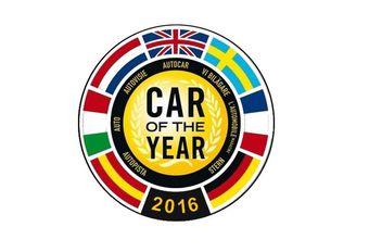 Voiture de l'année 2016 : les 7 finalistes #1