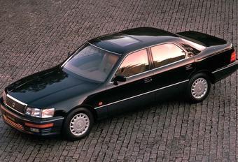 Lexus LS400 #1