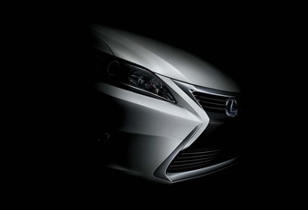 Lexus : une nouvelle compacte en 2017 #1