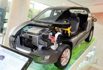 Hyundai prépare un nouveau SUV hydrogène #1