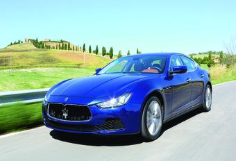 Salon auto de Bruxelles 2016: les nouveautés chez Maserati #1