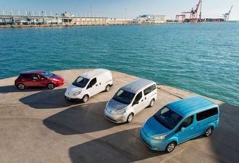 Salon 2016 : bonus de 5000 € pour les Nissan électriques #1