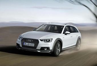 Audi A4 Allroad : l'A4 retrousse son pantalon #1