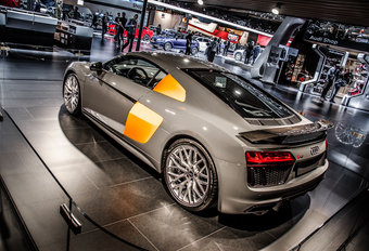 Autosalon Brussel 2016 LIVE: de 15 coolste sport- en luxewagens #1