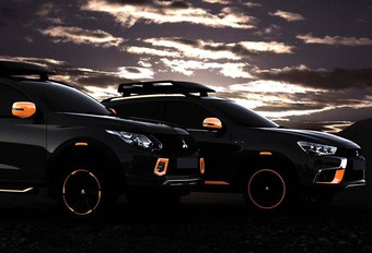 Mitsubishi : priorité aux SUV à Genève #1