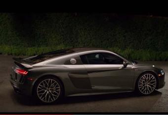 Audi: reclame voor de R8 tijdens de Super Bowl #1