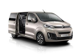 Citroën SpaceTourer : les détails avant Genève #1