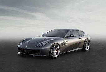 Ferrari FF wordt GTC4Lusso #1