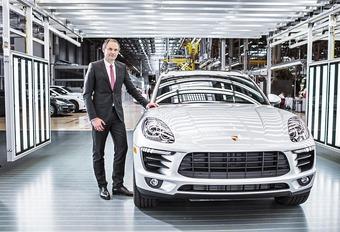 Porsche: nog te vroeg voor een elektrische auto  #1