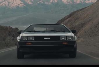 La DeLorean vraiment de retour #1