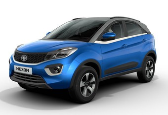 Tata Nexon: compacte cross-over uit India #1
