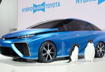Coup de froid en bourse pour Toyota #1