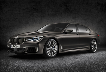 BMW M760Li xDrive is net (g)een M7 #1