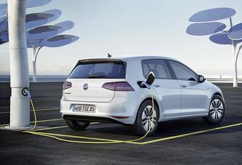 Volkswagen e-Golf : 30% d'autonomie en plus #1